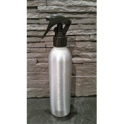 Spray pump bottle aluminum...